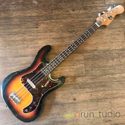 Guyatone Japan Vintage Bizarre Electric Bass[b291] for sale