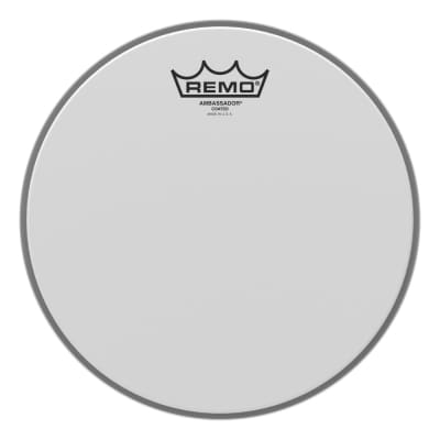 Remo Coated Ambassador 10 Inch Drum Head