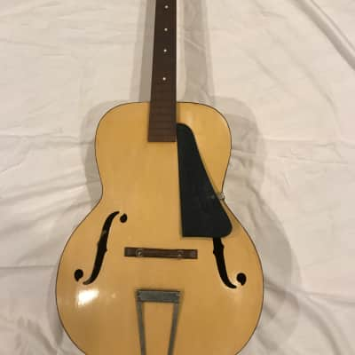 Vintage Old Kraftsman Archtop 1950s Blonde for sale