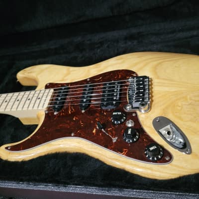 2011 G&L Legacy HB Natural USA for sale