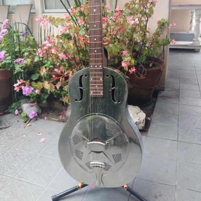 Republic Square Neck Resonator Guitar Dobro Style for sale