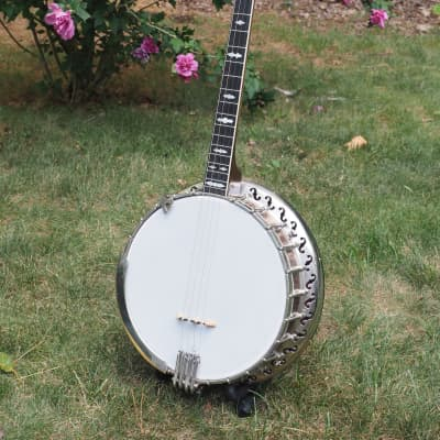 Bacon & Day Silver Bell Tenor 1925 for sale