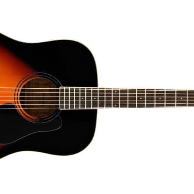 Alvarez RD26SB Acoustic Guitar Sunburst Finish with Deluxe Gigbag