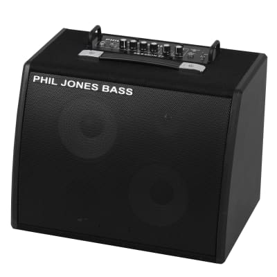 Phil Jones Bass Session 77 2019 Black