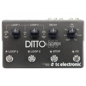 NEW! TC Electronic Ditto X4 Looper FREE SHIPPING!