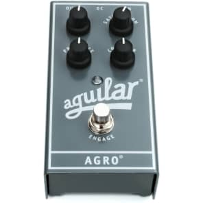 Aguilar Agro Bass Overdrive Effects Pedal for sale