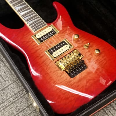 Jackson USA Custom Shop SL-2H QT TRD By Mike Shannon 【USED】