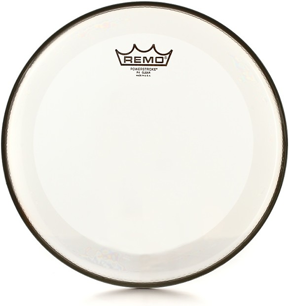 Remo Powerstroke 4 : remo powerstroke 4 clear drum head 12 gearnuts reverb ~ Vivirlamusica.com Haus und Dekorationen