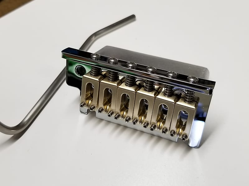 The KGC Killer Trem - The World's finest crafted tremolo designed for  balanced tone - lightweight