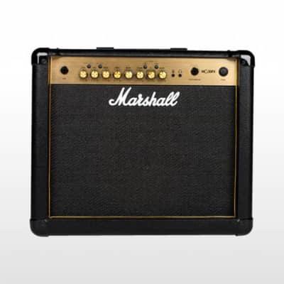 Marshall MG Gold 30 Watt 1x10 combo w/ 4 programmable channels, FX, MP3 input