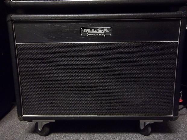 mesa boogie lonestar 2x12 guitar amp cabinet w wheels reverb. Black Bedroom Furniture Sets. Home Design Ideas