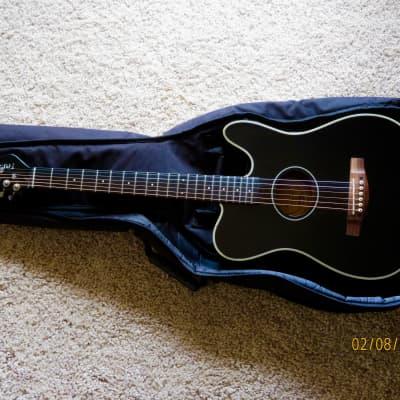 Fretlight OPTEK FG-400 Series Acoustic Black for sale
