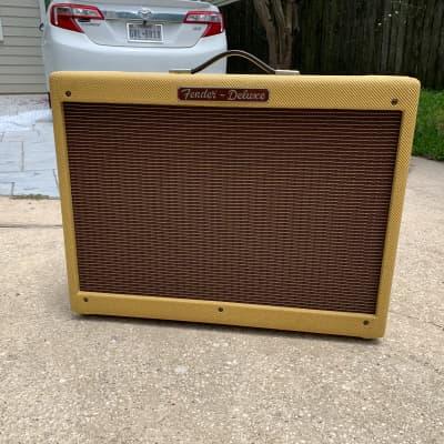 Fender  Tweed cabinet