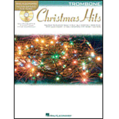 Christmas Hits: Solo Arrangements of 15 Favorite Songs - Trombone (w/ CD)