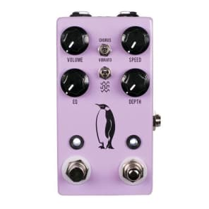 JHS Pedals Emperor V2 Analog Chorus/Vibrato with Tap Tempo for sale