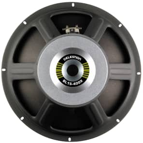 "Celestion BL15-400X 15"" 400-Watt 8 Ohm Ceramic Bass Speaker"