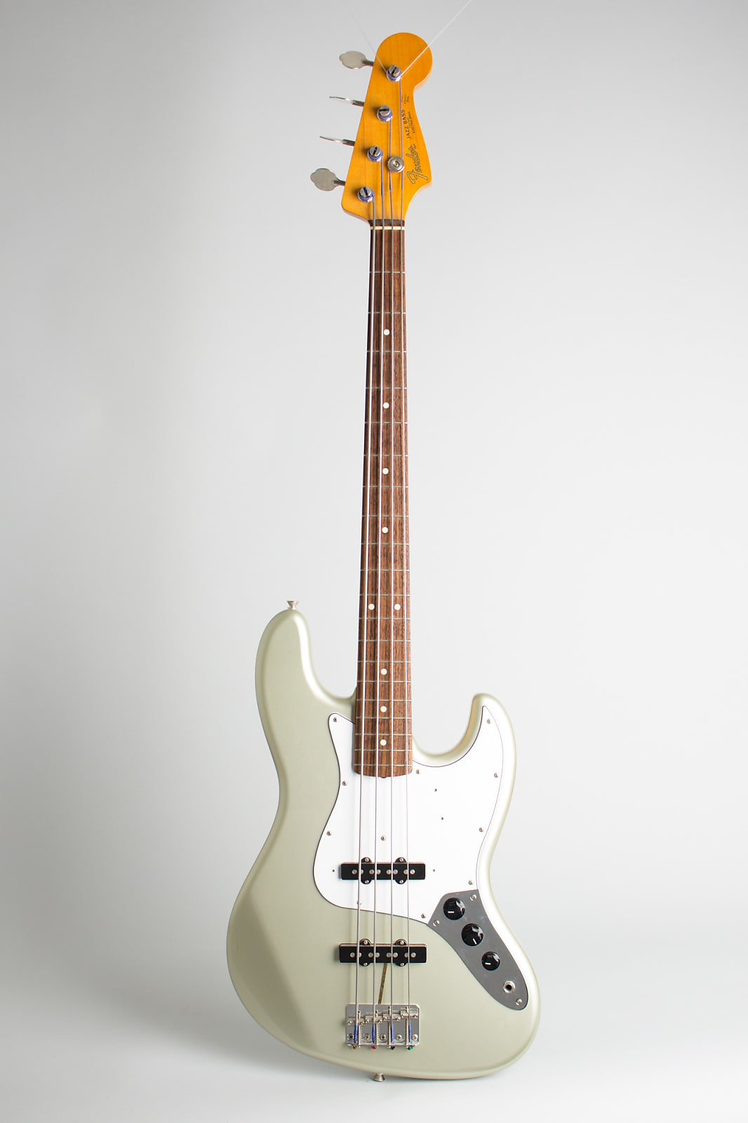 Fender  Jazz Bass JB-62ISL Solid Body Electric Bass Guitar (2010), ser. #U053919, NO CASE case.