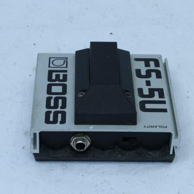 Boss FS-5U Non-Latching Foot Switch Guitar V-Drum Volume Pedal Guitar Effect Pedal FS5U