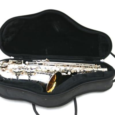 SML Paris Alto Sax Silver