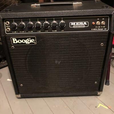 Mesa Boogie Son of the Original Mesa Boogie (S.O.B.) 1985 (?) Black Tolex for sale