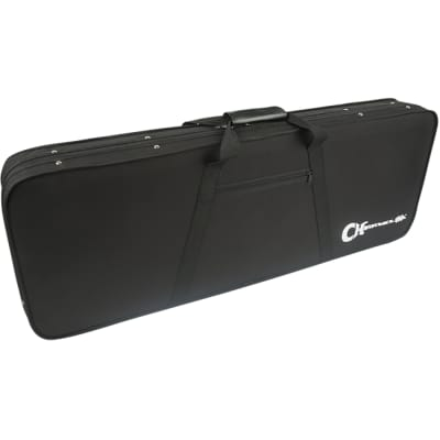 Charvel Multi-Fit Foam-Core Hardshell Gig Bag for Electric Guitar, Black for sale