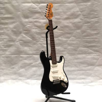 Chateau guitar strat black for sale