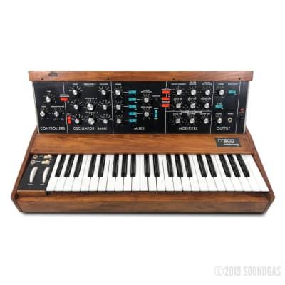 1974 Moog Minimoog Model D + Kenton MIDI *Soundgas Serviced*