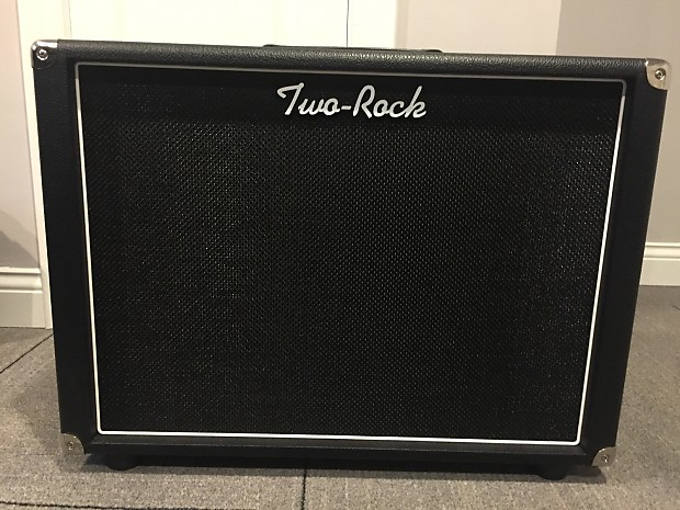 SALE!!!!! Two Rock 1x12 Guitar Cabinet Black | Reverb