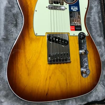 Fender Fender American Elite Telecaster 2016 Tobacco for sale