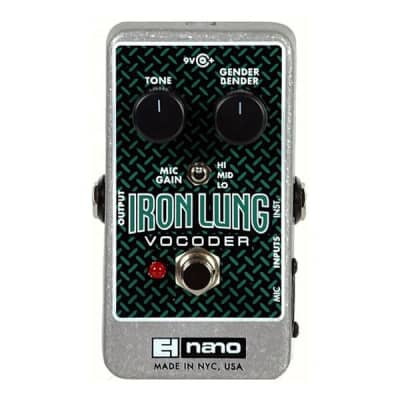 Electro Harmonix Iron Lung Vocoder for sale