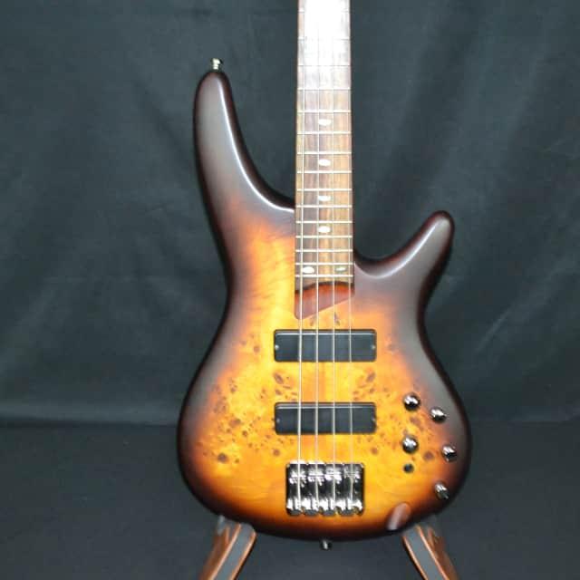 Ibanez SR-500PB 4 String Bass, Bartolini Pickups and 3-Band EQ image