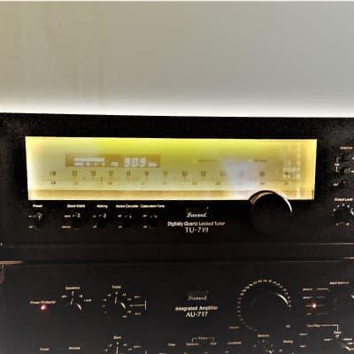 Sansui TU-719 AM/FM Stereo Tuner