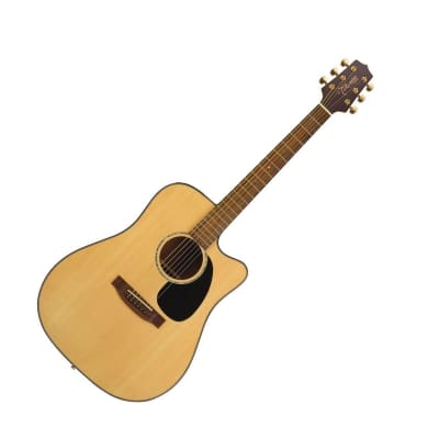 Takamine EG340C Acoustic/Electric Dreadnought - Natural (289) for sale