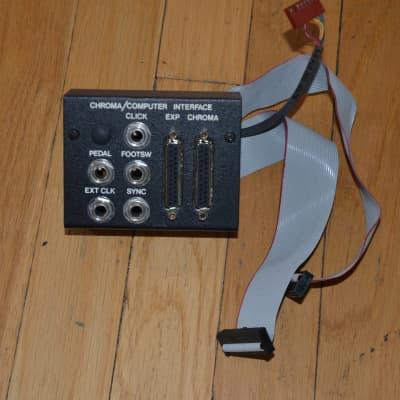 Rhodes Chroma Computer Interface