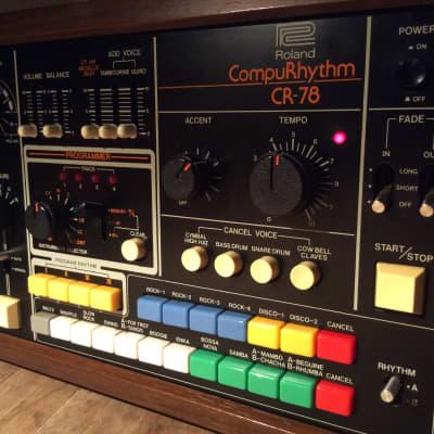 Roland CR 78 1970's
