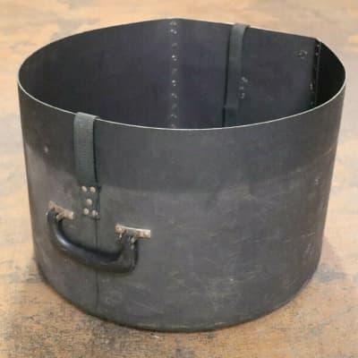 Fiber 10x15 Drum Case (No Lid) Vintage