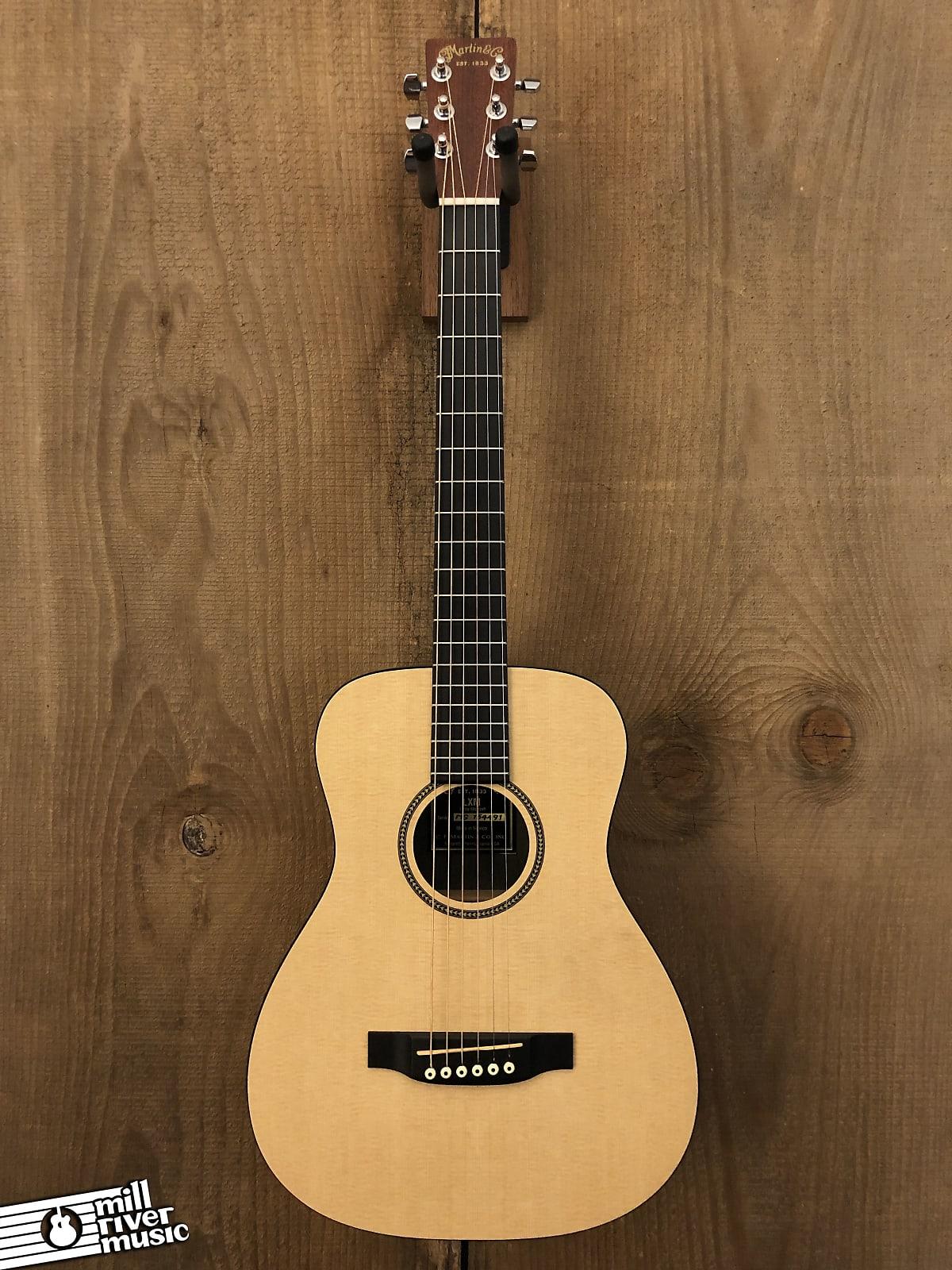 Martin LXM Little Martin Acoustic Guitar Natural w/ Gig Bag