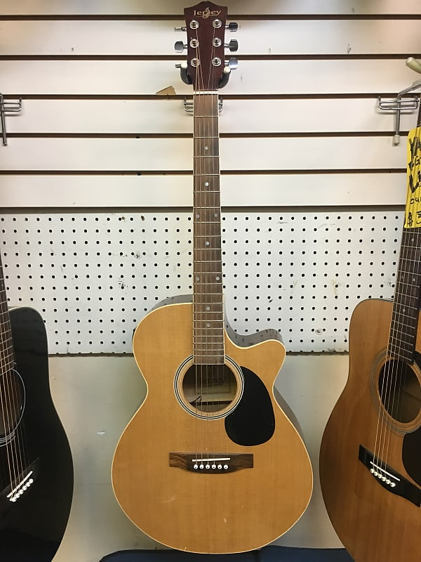 jersey guitar with pick up lillo s music reverb. Black Bedroom Furniture Sets. Home Design Ideas