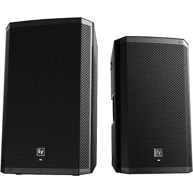 ev electro voice zlx 15p powered active 15 2way dj pa reverb. Black Bedroom Furniture Sets. Home Design Ideas
