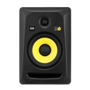 "KRK R6 2-Way 6"" Passive Studio Monitor (Single)"