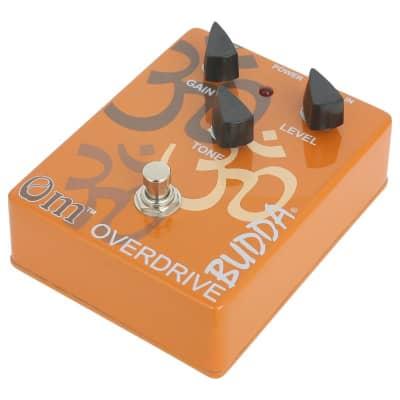 Budda Om Overdrive Pedal for sale