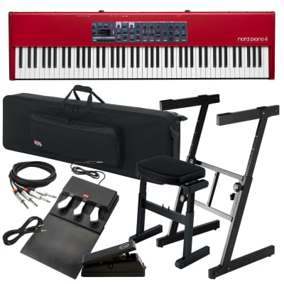 Nord Piano 4 Stage Piano - Stage Essentials Bundle