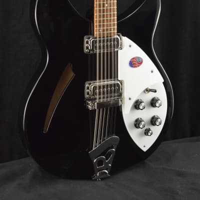 Rickenbacker 330/12 12-String Jetglo with Hardshell Case for sale