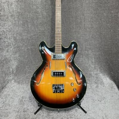 Framus Hollowbody Bass 60's (w/OGHC)
