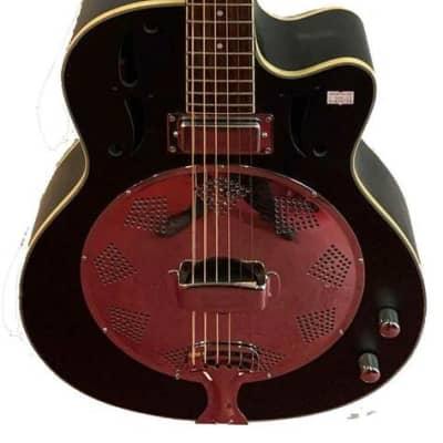 Nashville Resonator Acoustic Electric Guitar for sale