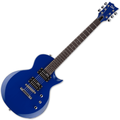 ESP Ltd EC-10 w/ Gig Bag  Blue for sale