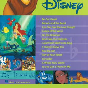 Hal Leonard The Magic of Disney (Big Note Piano)