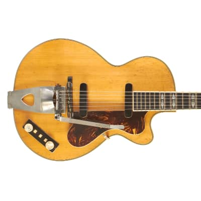 Hofner Club 60 1958 Blonde for sale