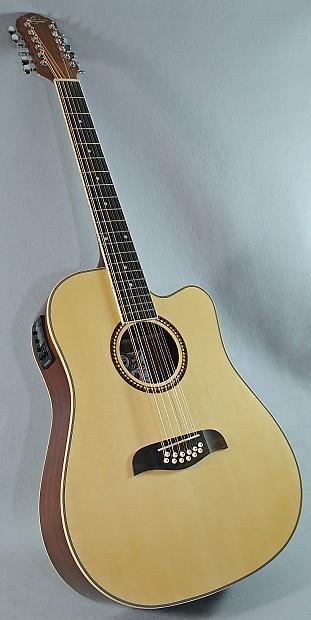 oscar schmidt od312ce acoustic electric 12 string guitar reverb. Black Bedroom Furniture Sets. Home Design Ideas