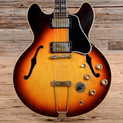 Gibson ES-345TD Sunburst 1965 (s695)